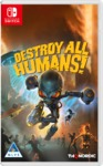 Destroy all Humans! (Nintendo Switch)