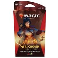 Magic: The Gathering - Strixhaven: School of Mages Theme Booster - Lorehold (Trading Card Game)