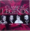 Classical Legends: Maria Callas, Nigel Kennedy, Lesley Garrett, Luciano Pavarotti - Various (CD)