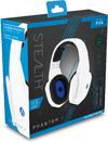 Stealth - Stereo Gaming Headset - Phantom V - White (PS5)