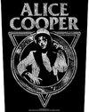 Alice Cooper - Snakeskin Back Patch