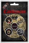 Candlemass - The Door to Doom Button Badge Pack (Set of 5)