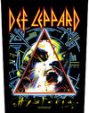 Def Leppard - Hysteria Back Patch