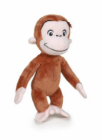 Curious George: Plush 18cm