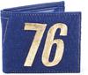 Fallout - Vault 76 Vintage Denim Bifold Wallet (Blue)