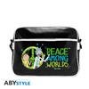 Rick & Morty - Peace Shoulder Bag