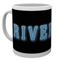 Riverdale - Logo On Black Mug