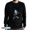 Sonic - Sonic Used Black (Sweatshirt Unisex Medium)