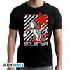 Rick & Morty - Solenya Black New Fit (Unisex T-Shirt Small)