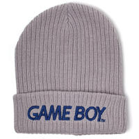 Gameboy - Logo Beanie - Grey