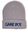 Gameboy - Logo Beanie - Grey