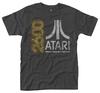 Atari - 2600 Unisex T-Shirt - Grey (Medium)