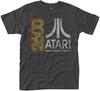 Atari - 2600 Unisex T-Shirt - Grey (Small)