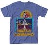 Atari - Missile Command Unisex T-Shirt (X-Large)