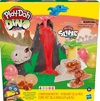 Play-Doh - Lava Bones Island