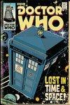 Doctor Who - Tardis Comic Maxi Poster