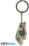The Walking Dead - 3D Zombie Hand Keychain