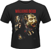 The Walking Dead - Zombies Ripped Unisex T-Shirt (Small)