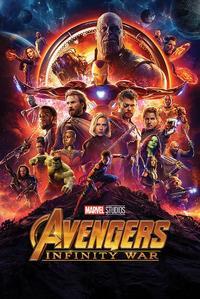Marvel - Avengers: Infinity War - One Sheet Poster - Cover