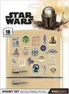 Star Wars: The Mandalorian - Bounty Hunter Magnet Set