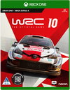WRC 10 - World Rally Championship - The Official Game (Xbox One)