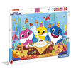 Clementoni - Baby Shark Puzzle (30 Pieces)
