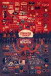 Stranger Things - The Upside Down Poster (61x91,50cm)