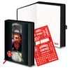 Stranger Things - VHS  Season 2 Premium A5 Notebook