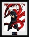 Tokyo Ghoul - Ken Framed Print (30x40cm)