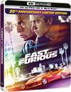 The Fast and the Furious - 20Th Anniversary Steelbook (4K Ultra HD + Blu-ray)