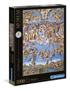Clementoni - Museum Collection - Michelangelo: Giudizio Universale Puzzle (1000 Pieces)