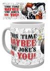 DC Comics - Harley Quinn Joke's On You Mug