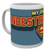 DC Comics - Superman - Indestructable Dad Mug