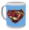 DC Comics - Superman Art Logo Mug