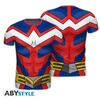 My Hero Academia - Replica All Might Unisex T-Shirt (Large)