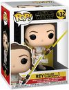 Funko Pop! Star Wars - Episode 9 - Rey With Yellow Saber