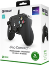 Nacon Wired PRO Compact Controller - Black (Xbox One)