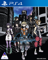 NEO: The World Ends With You (PS4)