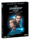 Divergent Series Trilogia (4K Ultra HD + Blu-ray)