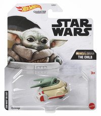 Star Wars: The Mandalorian - Hot Wheels -  The Child Character Car - Cover