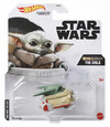 Star Wars: The Mandalorian - Hot Wheels -  The Child Character Car