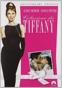 Colazione Da Tiffany (DVD) - Cover