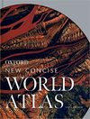 New Concise World Atlas - University Oxford (Hardcover)