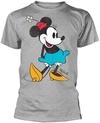 Disney - Minnie Kick Unisex T-Shirt (Medium)