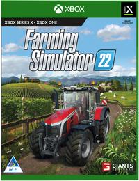 Farming Simulator 22 (Xbox One)