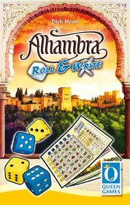 Alhambra: Roll & Write (Board Game)
