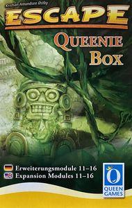 Escape: Queenie Box (Board Game) - Cover