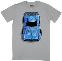 Rocket League - Dominus - Teen T-Shirt - Grey/Melange (13-14 Years)