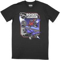 Rocket League - Car Blast - Teen T-shirt - Black (9-10 Years)