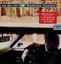 Bon Jovi - Destination Anywhere (CD) - Cover